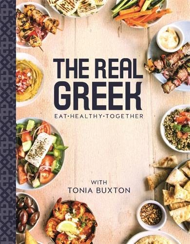 The Real Greek by Tonia Buxton