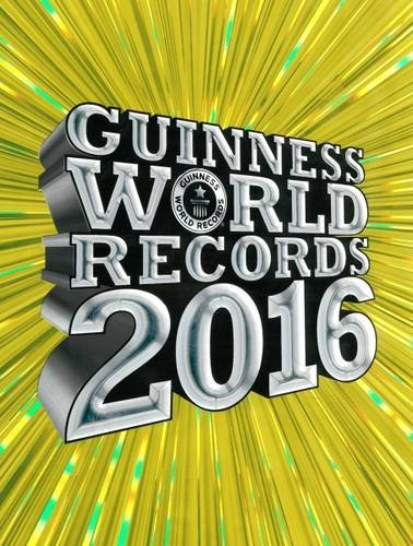 Guinness World Records 2016 by