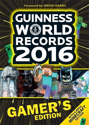 Guinness World Records Gamer's Edition 2016 by Guinness World Records