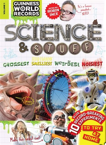 Science & Stuff By Guinness World Records