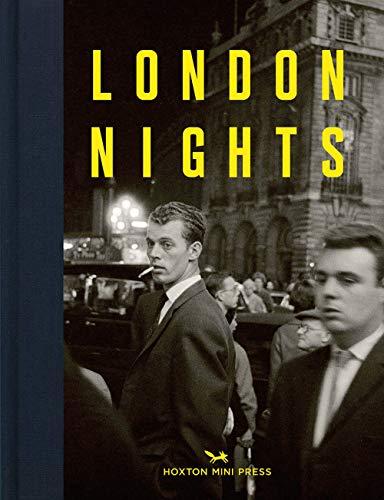 London Nights By Anna Sparham