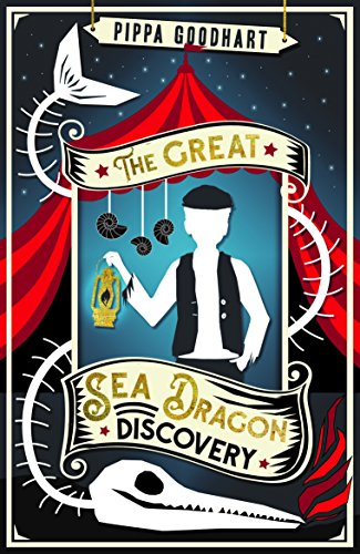 The Great Sea Dragon Discovery By Pippa Goodhart