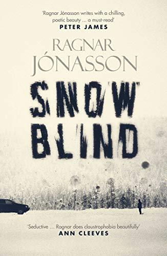 Snowblind by Ragnar Jonasson