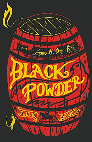 Black Powder By Ally Sherrick