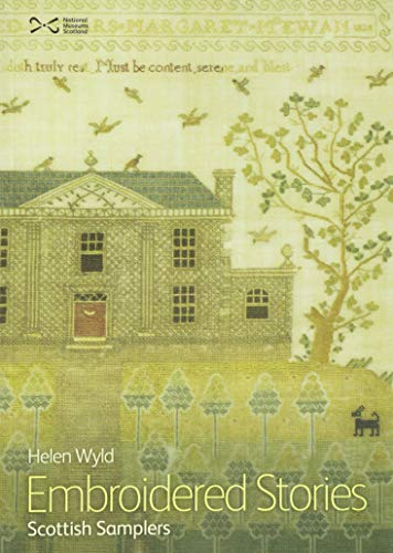 Embroidered Stories By Helen Wyld