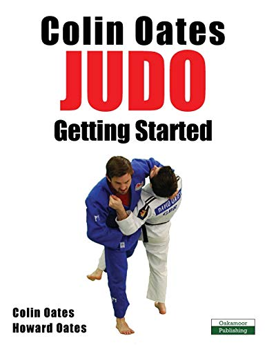 Colin Oates Judo By Colin Oates