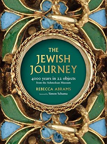 The Jewish Journey By Rebecca Abrams