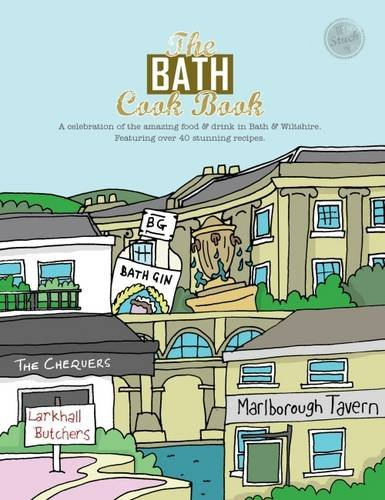 The Bath Cook Book By Kelsie Marsden