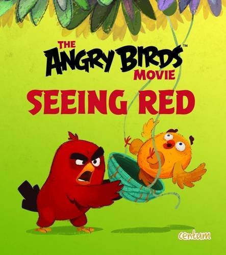 Angry Birds Movie Seeing Red Picture Book By Centum Books