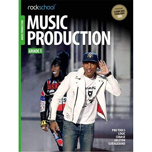 Rockschool Music Production - Grade 1 (2016)
