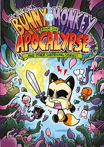 Bunny vs Monkey 6: Apocalypse By Jamie Smart