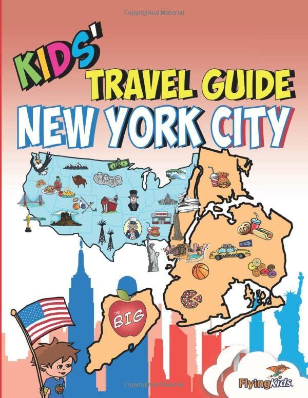 Kids' Travel Guide - New York City von Shiela H. Leon