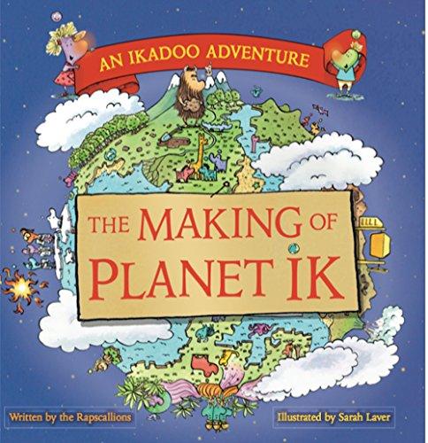 The Making of Planet IK By Rhian Sellier