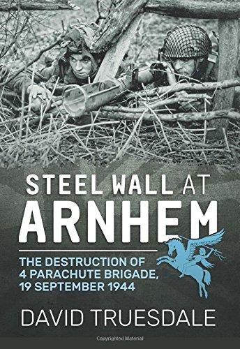 Steel Wall at Arnhem By David Truesdale