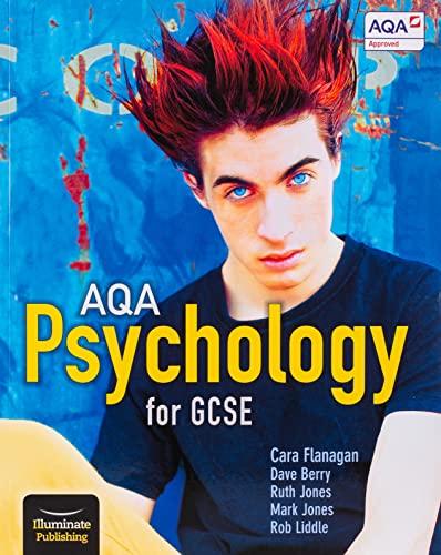 AQA Psychology for GCSE By Cara Flanagan