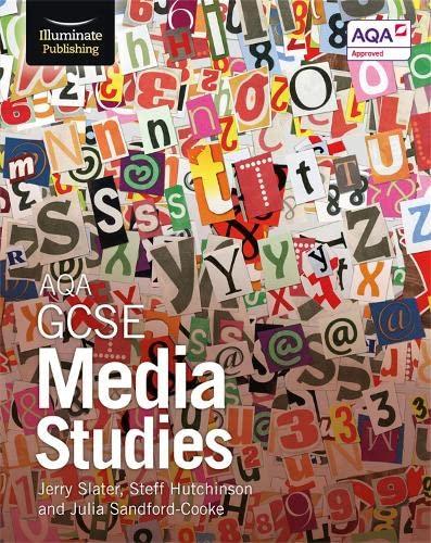 AQA GCSE Media Studies By Jerry Slater