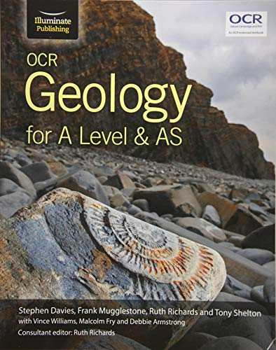 OCR Geology for A Level and AS By Stephen Davies