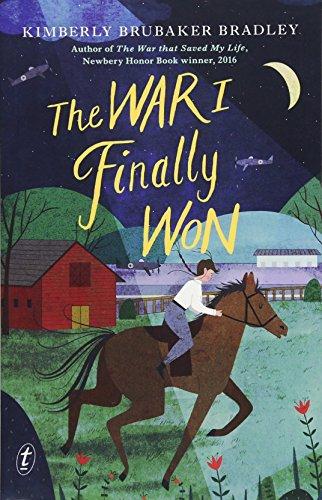 The War I Finally Won von Kimberly Brubaker Bradley