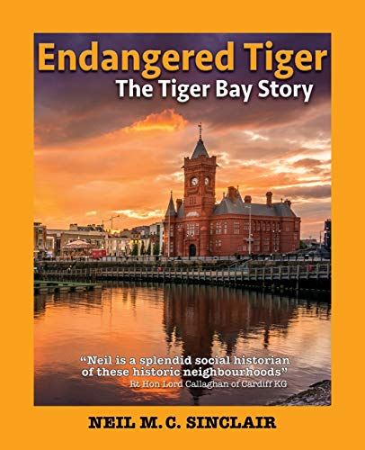 Endangered Tiger By Neil M. C. Sinclair