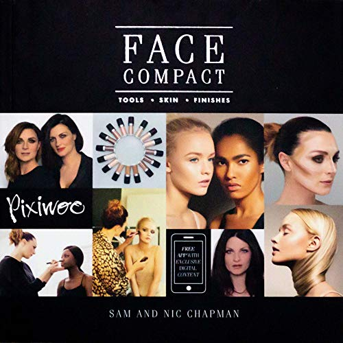Face Compact - Tools, Skin, Finishes by Pixiwoo (Sam and Nic Chapman)