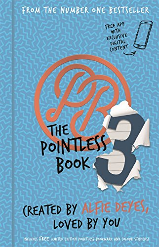 The Pointless Book 3 by Alfie Deyes