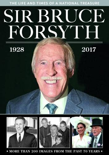 Sir Bruce Forsyth By Jack Harrison