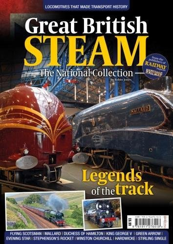 Great British Steam The National Collection By Robin Jones