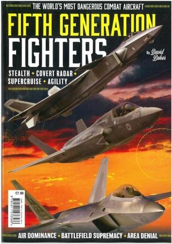 Fifth Generation Fighters By David Baker