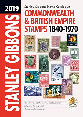 2019 Commonwealth & Empire Catalogue 1840-1970 By Hugh Jefferies