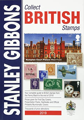 2019 Collect British Stamps By Hugh Jefferies