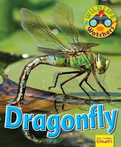 Wildlife Watchers: Dragonfly By Ruth Owen