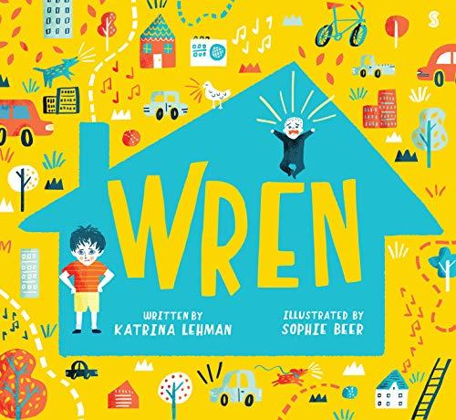 Wren By Katrina Lehman