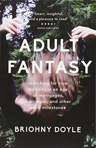 Adult Fantasy By Briohny Doyle