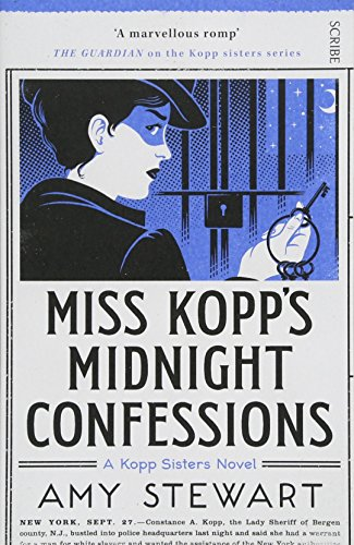 Miss Kopp's Midnight Confessions By Amy Stewart