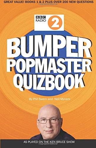 BBC Radio 2 Bumper Popmaster Quiz Book by