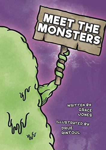 Meet the Monsters By Grace Jones