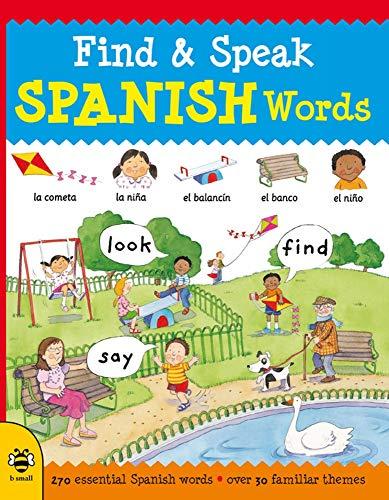 Find & Speak Spanish Words By Louise Millar