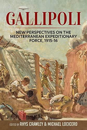 Gallipoli By Rhys Crawley