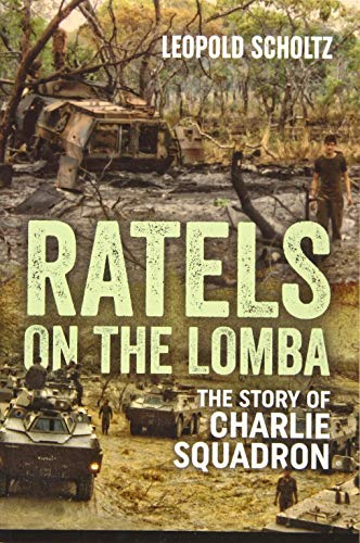 Ratels on the Lomba By Leopold Scholtz
