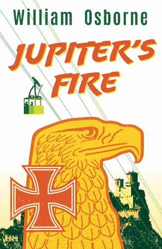 Jupiter's Fire By William Osborne