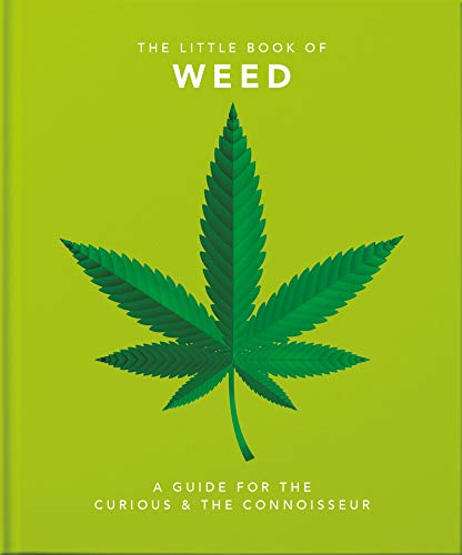 The Little Book of Weed By Orange Hippo