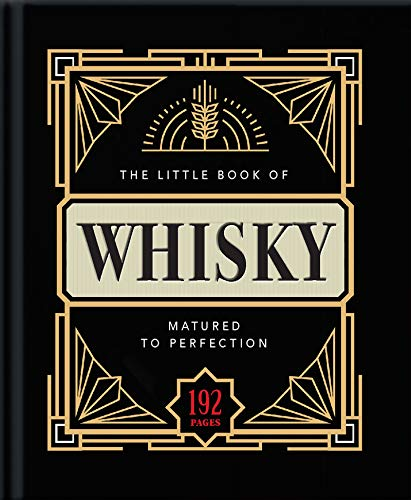 The Little Book of Whisky By Orange Hippo