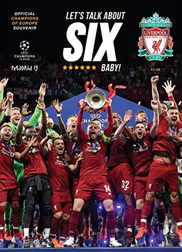 Liverpool FC: Champions of Europe 2019 - Souvenir Magazine By Liverpool Football Club