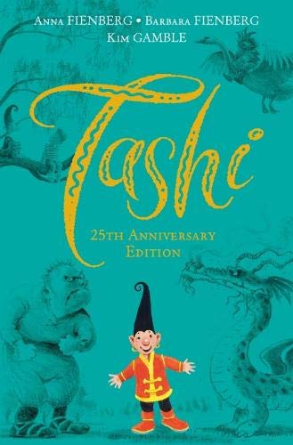 Tashi 25th Anniversary By Anna Fienberg