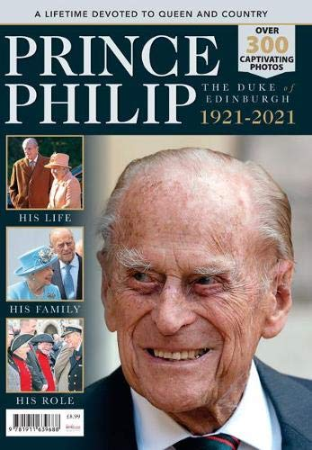 Prince Phillip 1921-2021 By Pauline Hawkins