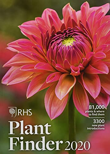 RHS Plant Finder 2020 By Royal Horticultural Society