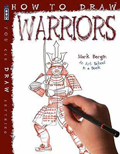 How To Draw Warriors By Mark Bergin