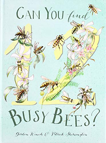 12 Busy Bees By Gordon Winch