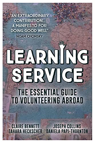 Learning Service By Claire Bennett