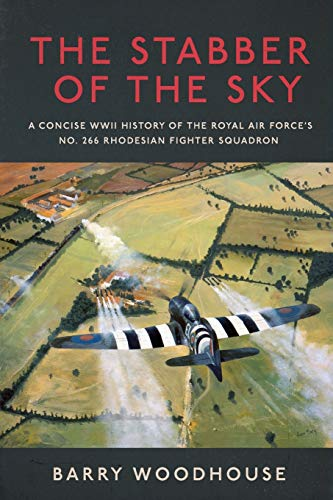 The Stabber of the Sky By Barry Woodhouse